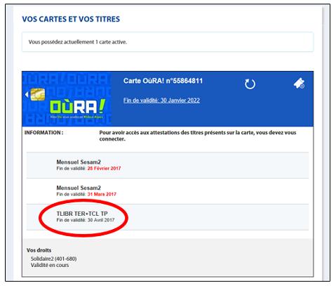 Carte Oura Bus.4 Utiliser Le Lecteur De Carte Oura Oura