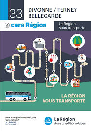 Cars Région ligne 33