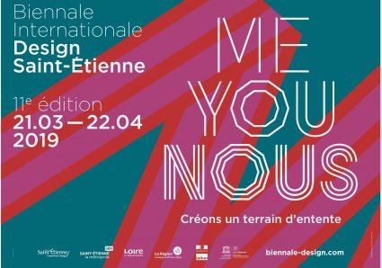 Biennale design St Etienne