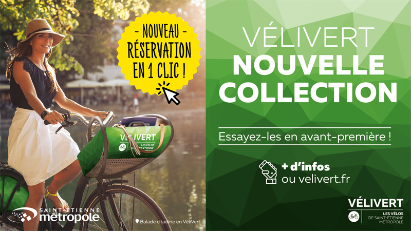 VéliVert, nouvelle collection