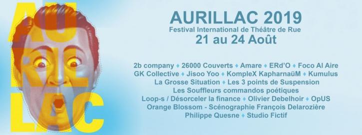 Festival Aurillac 2019