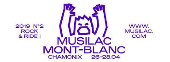 Festival Musilac Mont-Blanc 2019