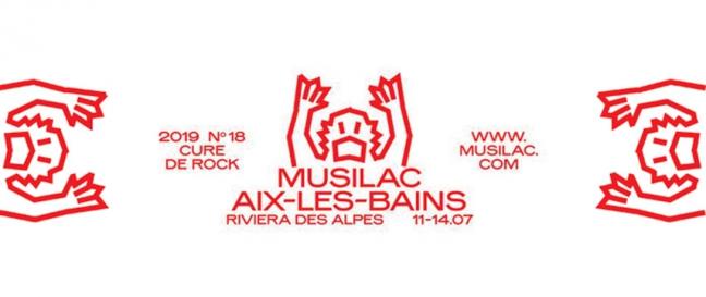 Musilac Aix-les-Bains 2019