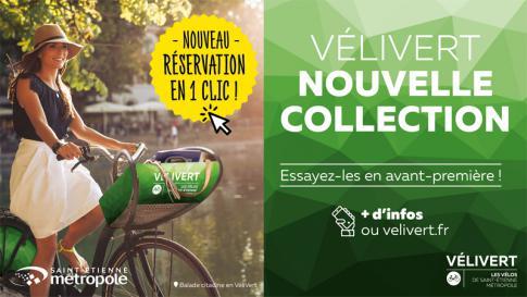 VéliVert, nouvelle collection