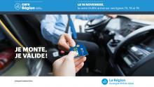 La carte OùRA! arrive chez Cars Auvergne-Rhône-Alpes