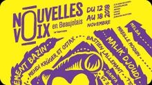 Nouvelles voix beuajolaises 2018
