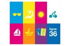 Navette ligne 36 : Saint-Etienne / Saint-Victor-sur-Loire