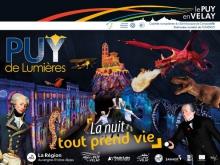 Puy de lumières 2019