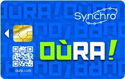 Carte Oùra Synchro